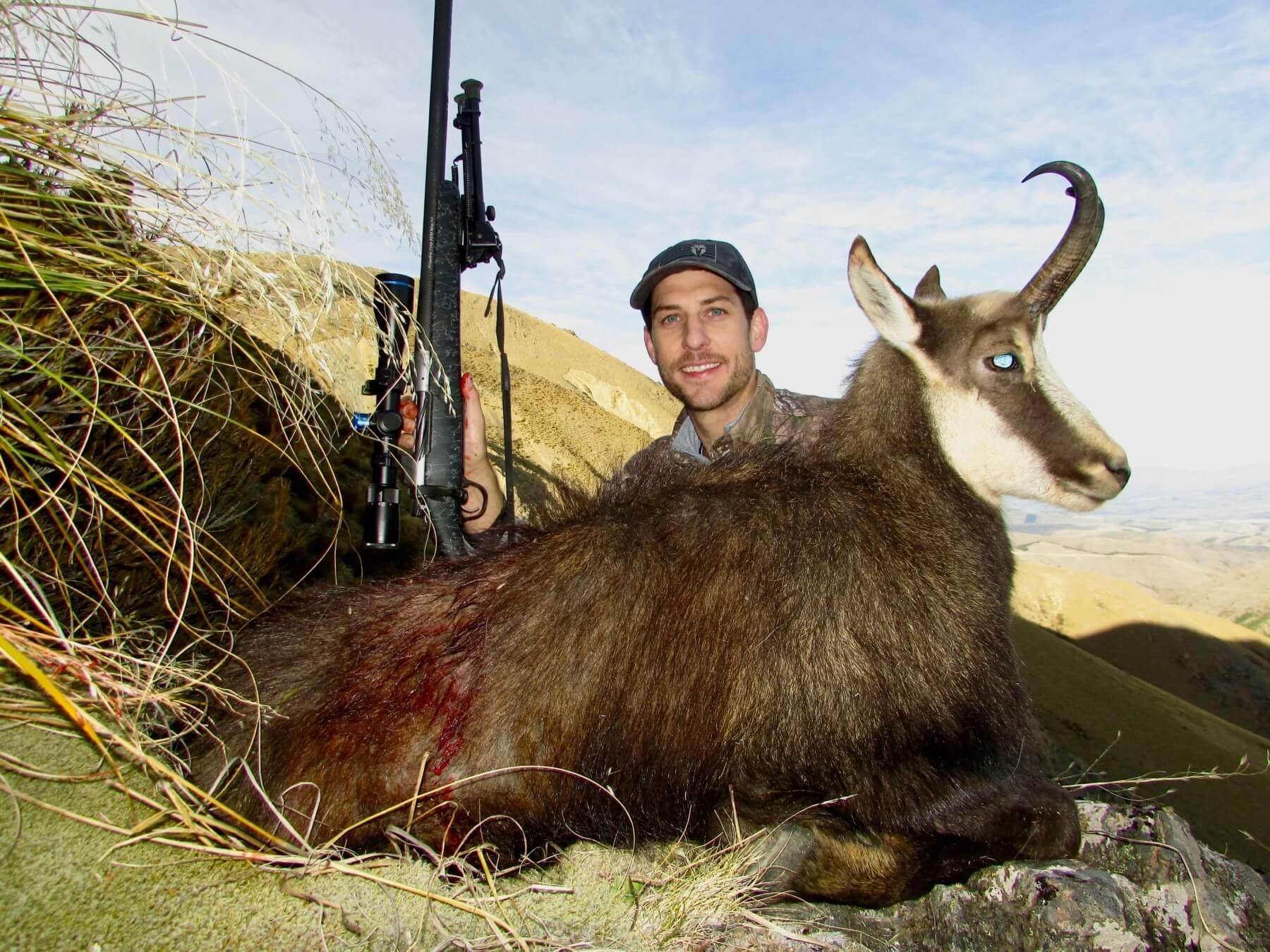 Chamois Hunting 6 yr old Buck