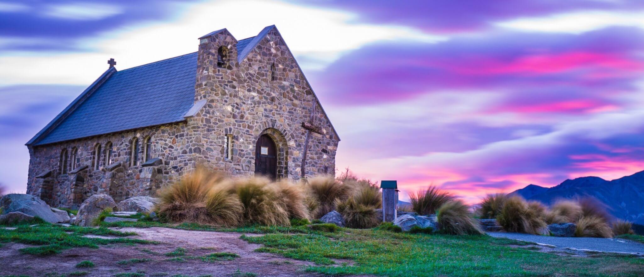 Church-of-the-good-shepherd New Zealand
