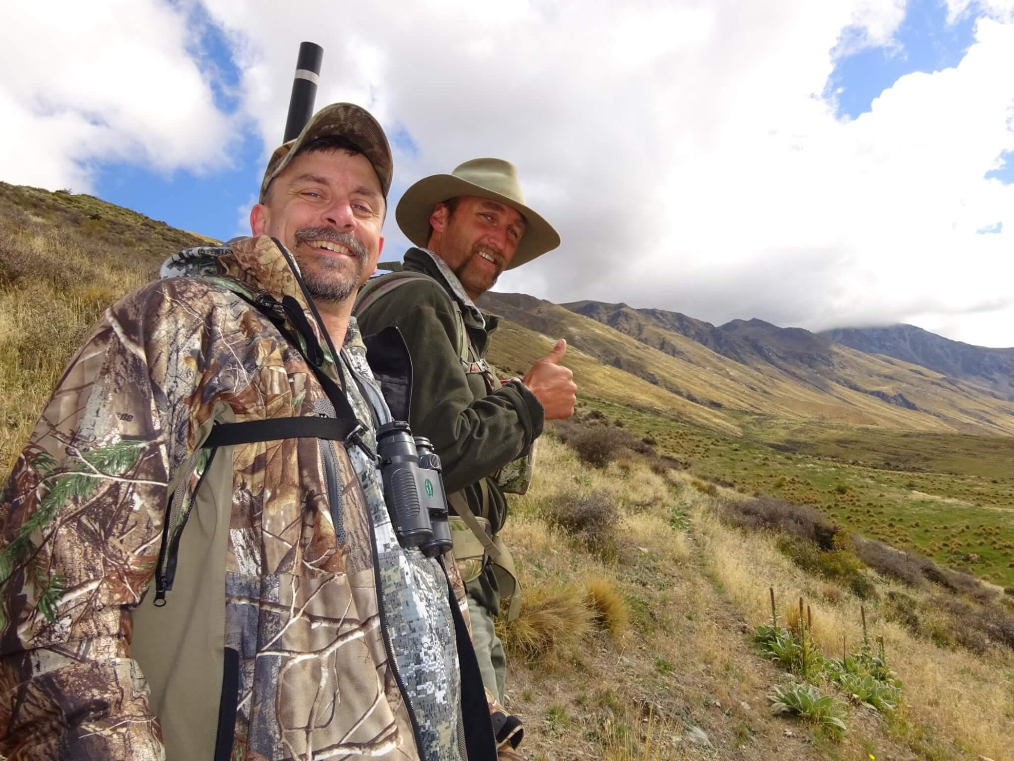 New Zealand Hunters