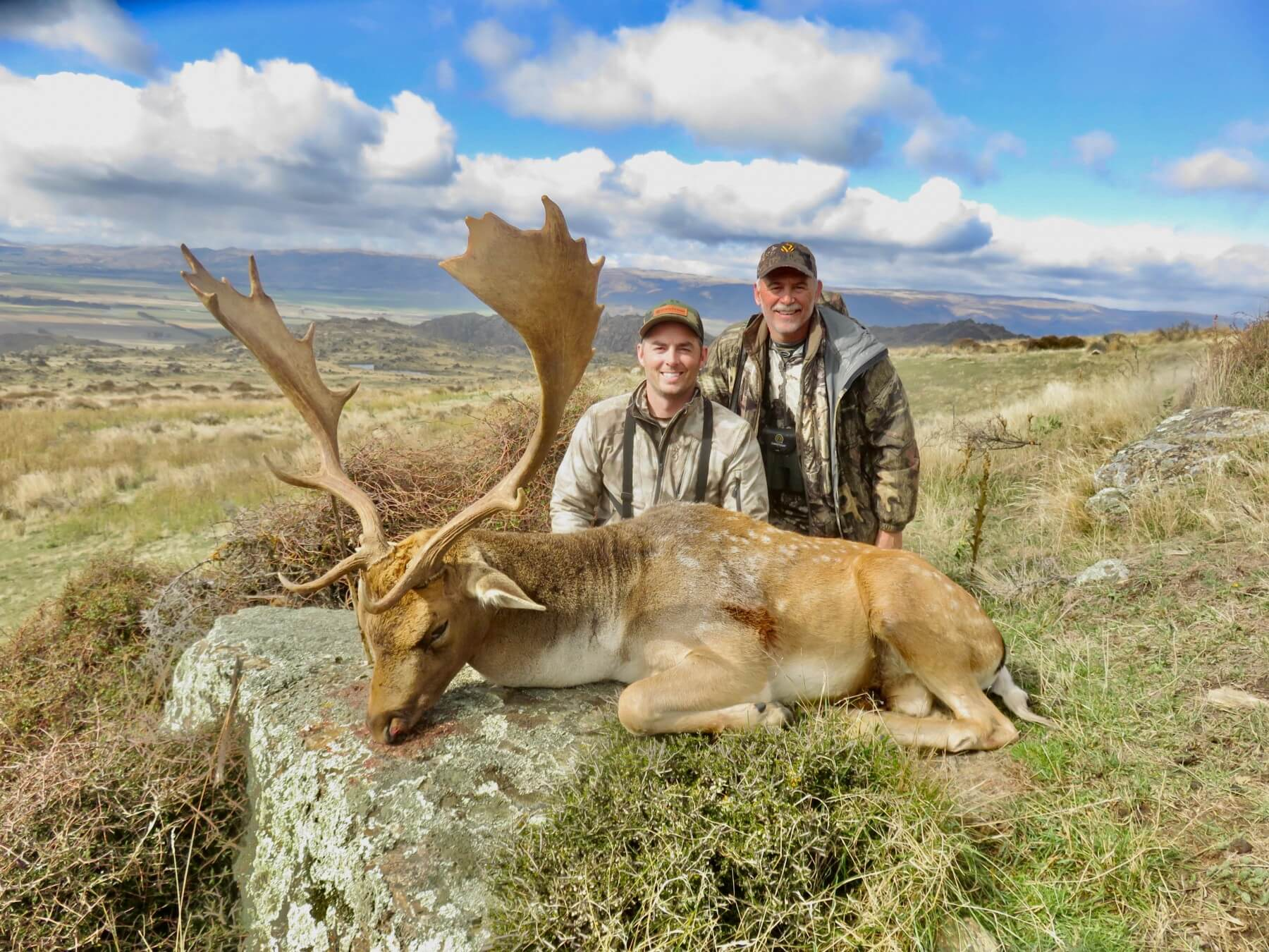 Deer Hunting New Zealand