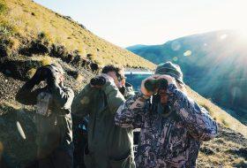 Hunters Glassing New Zealand Safaris