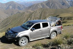 New Zealand Safaris hunting scenery