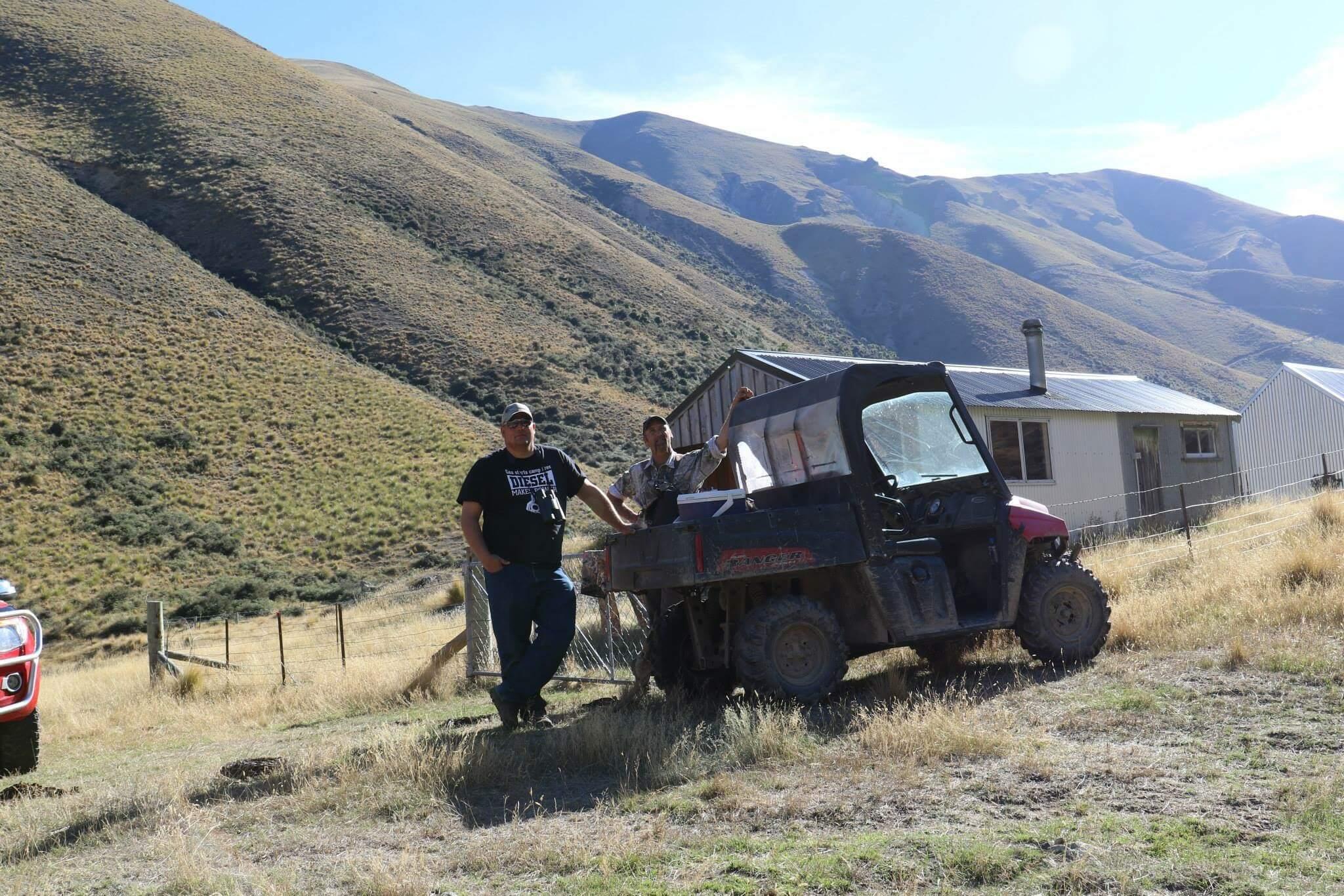 New Zealand Safaris Hunting Cabins