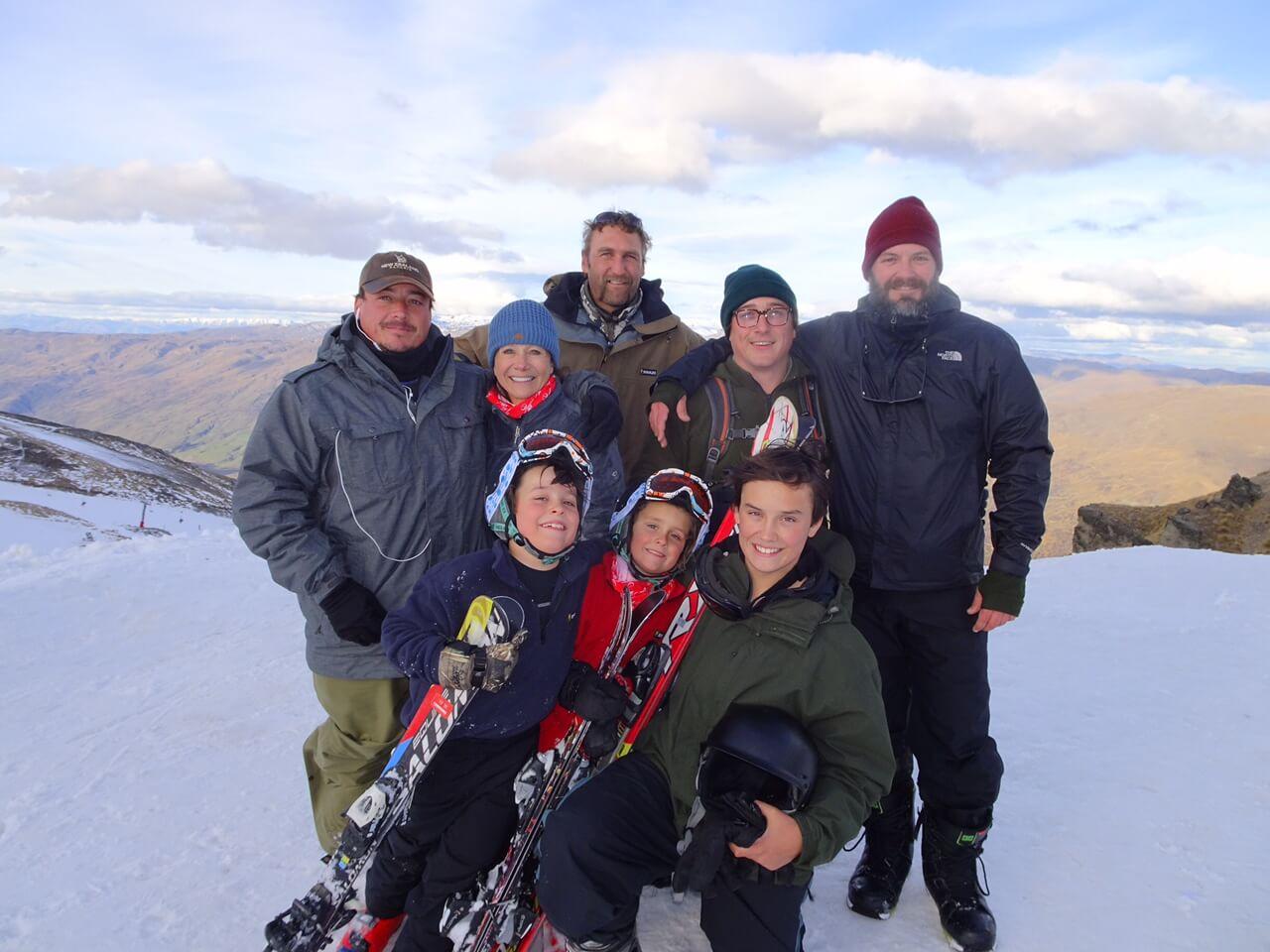 Family Vacation New Zealand