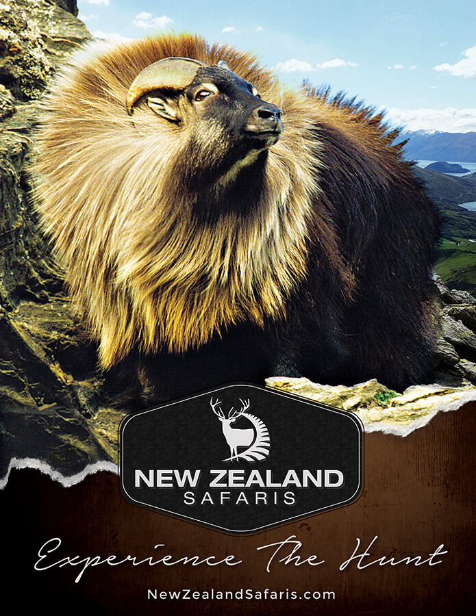 New Zealand Safaris Brochure Cover Lg