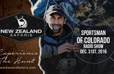 New Zealand Safaris Sportsman of Colorado Radio Show