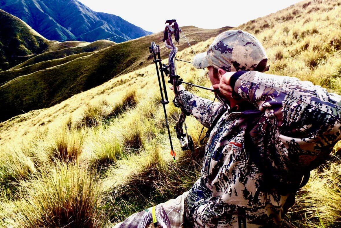 bow hunting new zealand