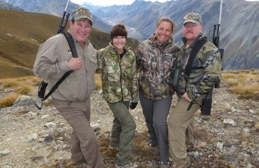 New Zealand Safaris Hunters