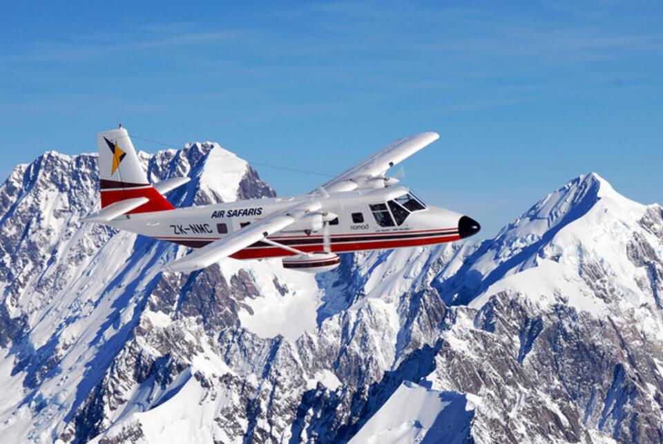 New Zealand Air Safaris